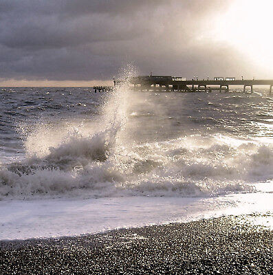Tinnitus relief - The Sound of the Sea on Deal Beach