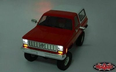 RC4WD LED Light Set for Blazer Body Set Z-E0084