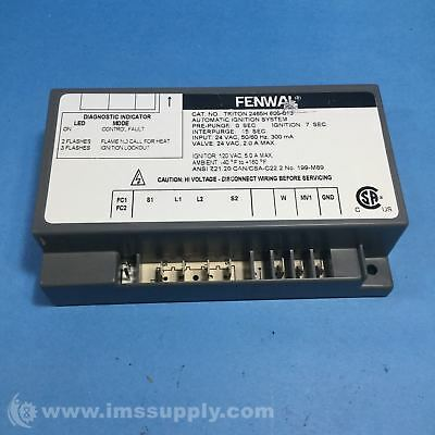 Fenwal Controls 35-655801-013 Ignition Hot Surface Control Usip