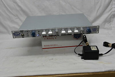 Chameleon Labs Mic Pre EQ 7602 MKII Neve Clone with power supply