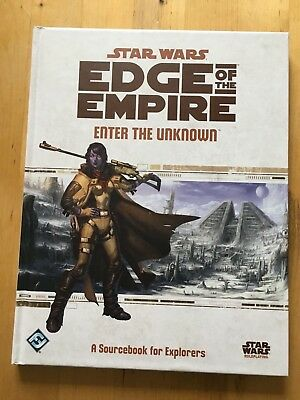 Star Wars - Edge Of The Empire - Enter The Unknown