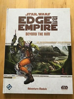 Star Wars - Edge Of The Empire - Beyond The Rim