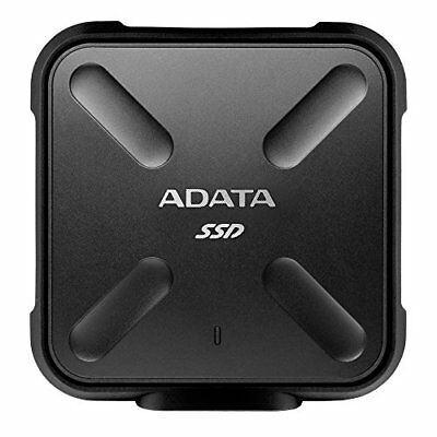 Adata SD700 256GB Mobile External Solid State External in Black - USB3.0