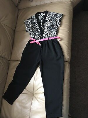 River Island Girls Jumpsuit Age 4yrs 104cm