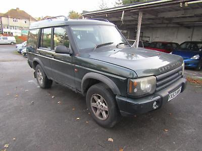 Land Rover Discovery TD5 GS 7str DIESEL MANUAL 2003/53