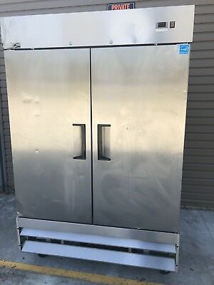 Commercial 2 Dr Refrigerator