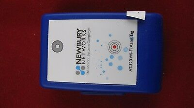 Tyco Electronics Wifi Asset Tag AT-320 Newbury Networks - Blue