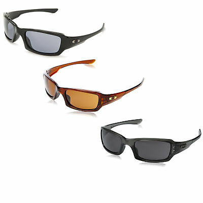 Oakley Men's Fives Squared OO9238-04 Rectangular Sunglasses, 54mm