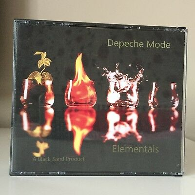 Depeche Mode - Black Sands Presents: The Elementals (4CD) Limited Edition