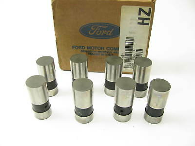 (8) NEW GENUINE OEM Ford D9HZ-6500-A Valve Lifters