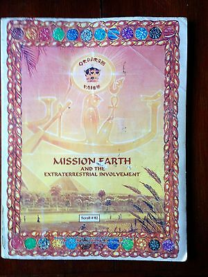 The Holy Tabernacle Ministries, Scroll #82, 1990's, very rare, collectable!