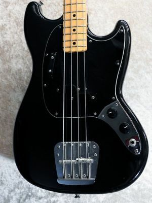 Fender Mustang Bass   1978 Used Electric Bass FREE Shipping