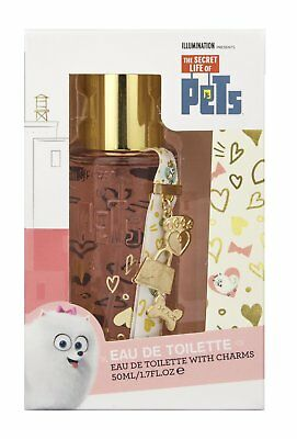 Eau de toilette profumo THE SECRET LIFE of PETS edt 50 ml. IDEA regalo bambina