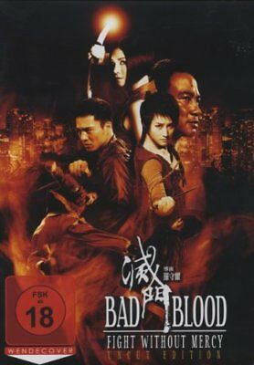 Bad Blood - Fight without Mercy  - DVD   NEU&OVP (FSK18)