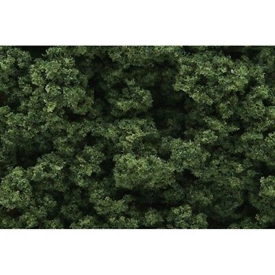 Woodland Scenics FC183 Clump-Foliage Medium Green 165 cu in Bag for Tree, Shrubs