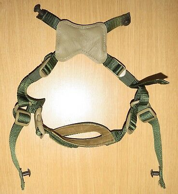 Helmet Chin Strap Band USMC w Hardware Screws Coyote & Green Military Gentex P38