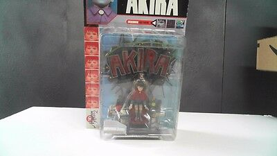 Akira figure on throne McFarlane 2001 MOC brand new