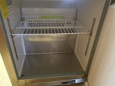 Arctic Air Freezer Commercial Under Counter or stand alone on wheels.wheels.used