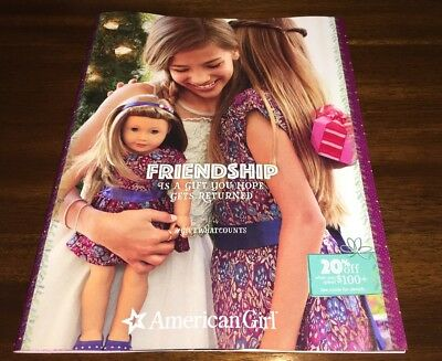 American Girl 2017 Holiday Catalog Featuring Nanea! Great New Outfits!