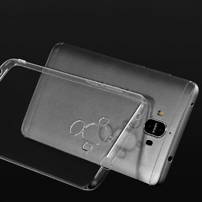 For Huawei Mate 7/8/9 Clear Shockproof Silicone TPU Protective Case Cover