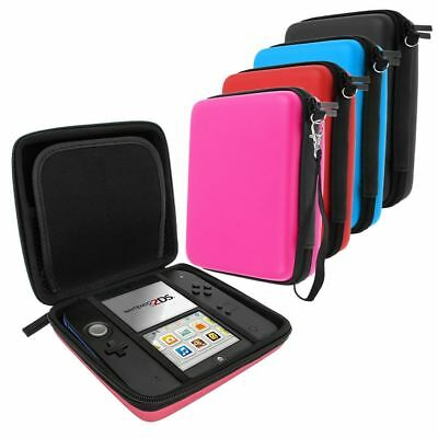 For Nintendo 2DS Hard Carrying Case Sleeve Pocket Pouch Hard Shell