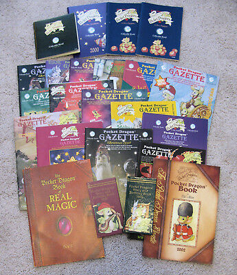 Pocket Dragons  Whimsical World of Pocket Dragons  Assorted Softcover Books