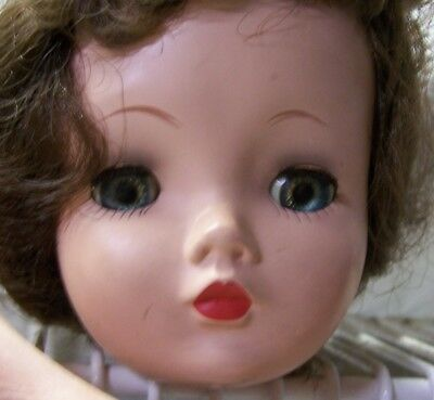Collectible Vintage Madame Alexander Doll - For Parts or Repair - Cissy??