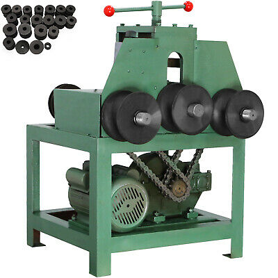 """Electric Pipe Tube Bender with 9 round and 8 square die set (5/8"""" - 3"""") W-G76"""