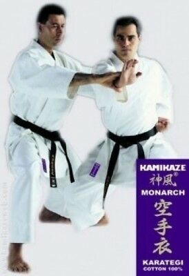 "(165) - Karate Uniform Kamikaze Karate-Gi ""Monarch"". S.B.J Sportland. Best Price"