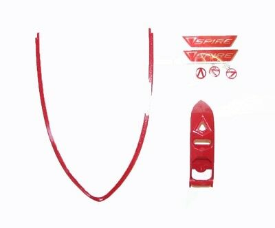 Virtue Spire Colour CCU Kit for Paintball Shells - Red. Best Price