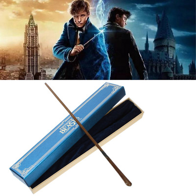 Magic Wand Fantastic Beasts Where to Find Them Newt Scamander Harry Potter W Box