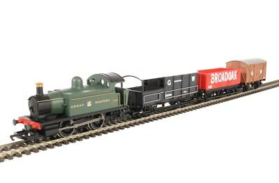 Hornby OO/ HO GWR Freight Train Pack - Railroad Range DC R3489