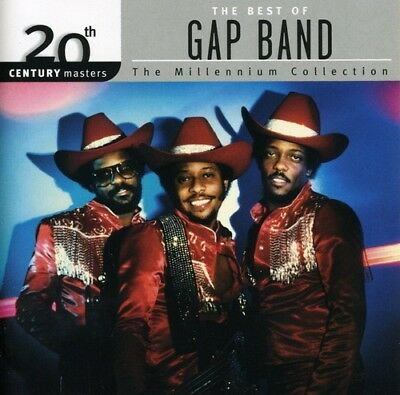 Gap Band - Millennium Collection-20th Century Masters (CD Used Like New)