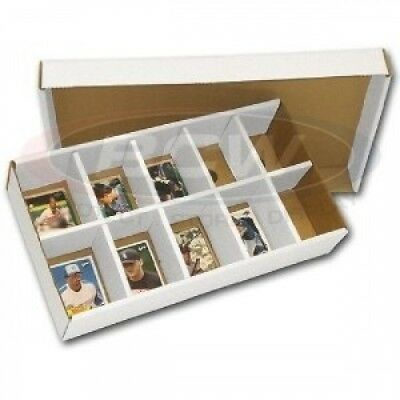 Trading Card Box Bundle - BCW Sorting Box Pack of 10 Boxes. Free Shipping