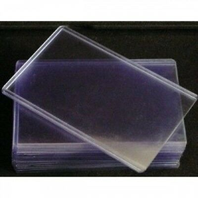 Collector Safe Sports Card Holder 3x5 Top Loads 25 Pack. Free Shipping