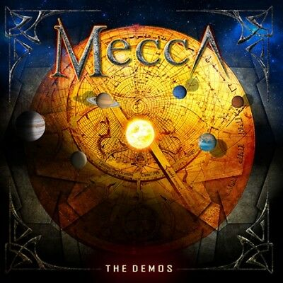 Mecca - The Demos (2CD Jewel Case Limited Edition 1000 copies)