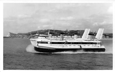 British Merchant Ship Transport, Dover, Warner Ltd. Photo, Postcard 1968