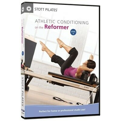 Stott Pilates Level 4 Athletic Conditioning on the Reformer DVD