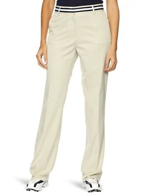 (Size 12, Light khaki) - Tommy Hilfiger Women's Arielle Solid Trousers