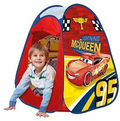 Disney Cars Pop-Up Play Tent House Lightning McQueen Cars Christmas Gift  sc 1 st  PicClick UK & DISNEY Cars Pop-Up Play Tent House Lightning McQueen Cars ...