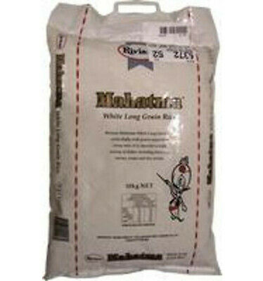 Mahatma Long Grain Rice 10kg