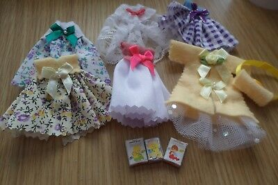 dolls house baby clothes