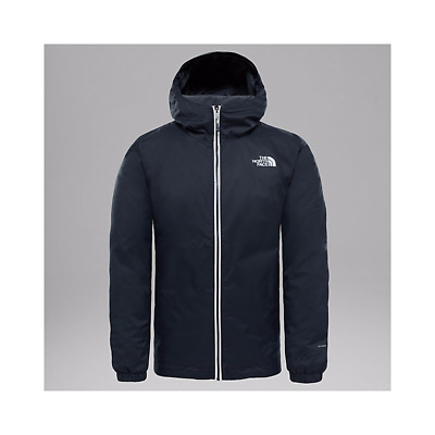 The North Face Men's Quest Insulated Jacket (TNF Black)