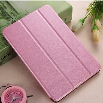 Smart Case Cover & Screen Film & Touchpen & Keyboard for iPad Pro 9.7'' Pink