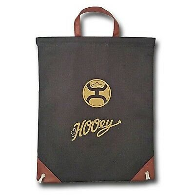 Hooey Strings Canvas Bag Teal. Brand New