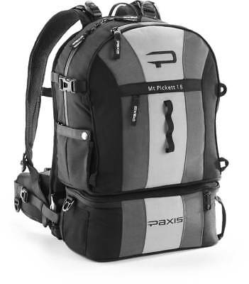Versatile Flexible Camera Backpack (Paxis MT Pickett 18 Grey / Black)