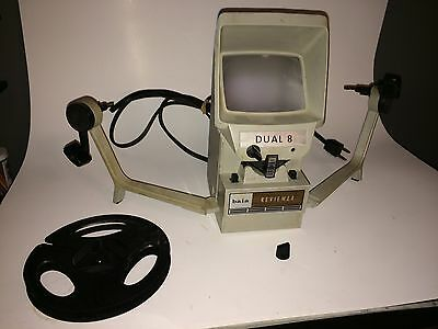 Vintage Baia Reviewer Dual 8 Editor-Viewer Collectible Antique