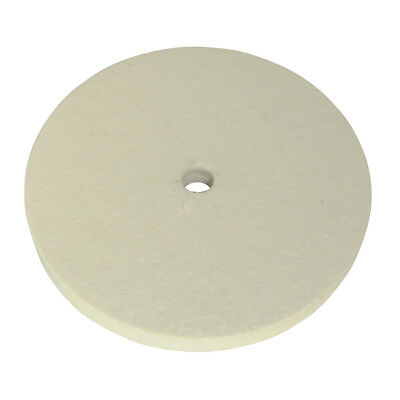 Silverline 105898 Felt Buffing Wheel 150mm