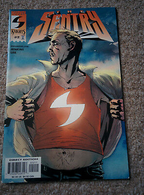 THE SENTRY  # 2 (2000) Marvel Comics 1st Appearance