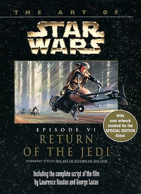 The Art of Return of the Jedi - Special Edition * Star Wars *